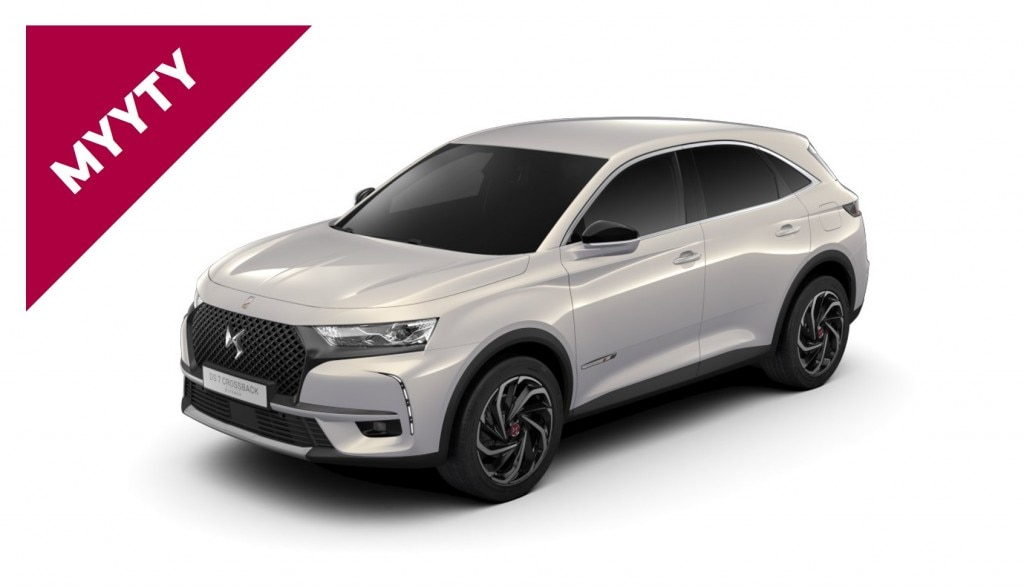 DS 7 CROSSBACK E-TENSE 4x4 Performance Line (Christal Pearl met.)